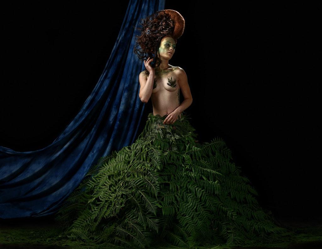 Fern Forest Fashion 3