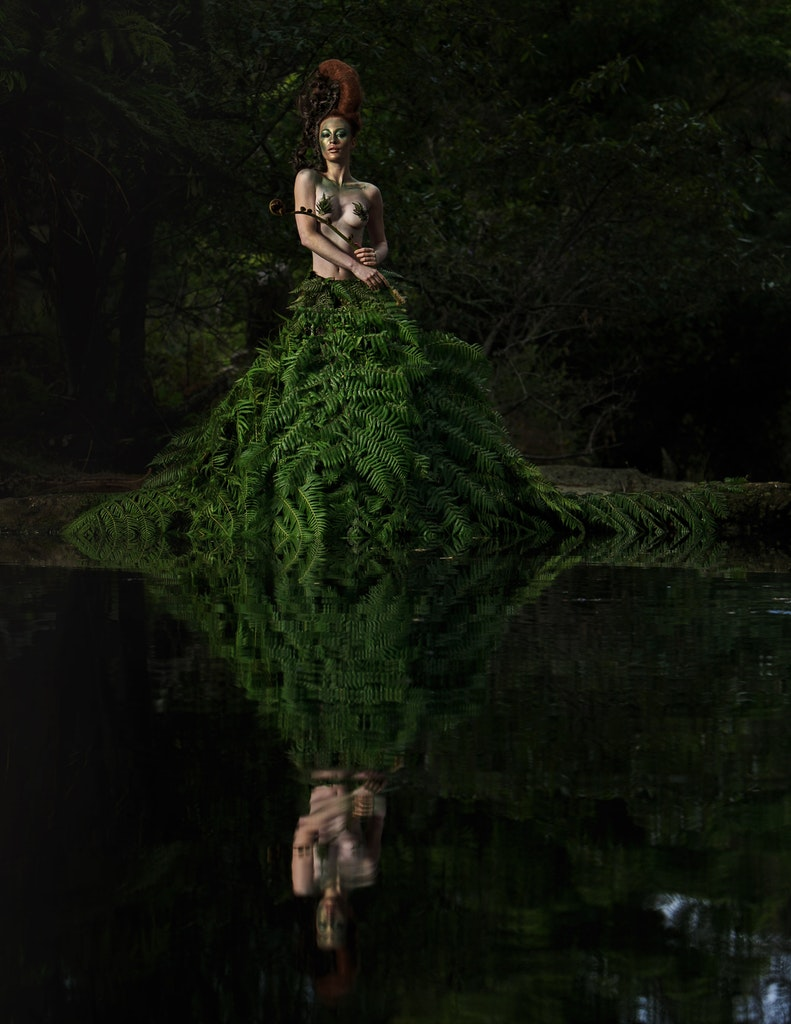 Fern Forest Fashion 2