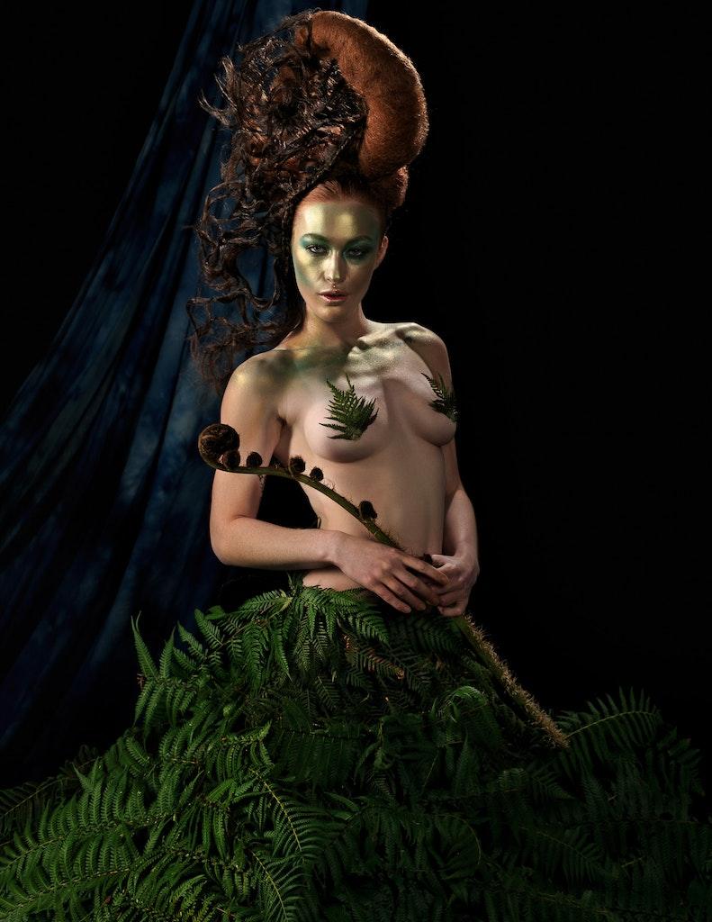 Fern Forest Fashion 4