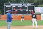 07-30-18 Utica Blue Sox @ Oneonta Outlaws - Game #1