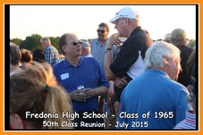 2015 - Fredonia High School - Class of 1965 Reunion