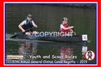 2019 General Clinton Regatta - Youth & Scout Races (Enhanced Photos)