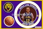 2019-20 Gilboa Girls JV Basketball