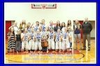 2019-20 South Kortright Girls Basketball - Section IV Class D Champions