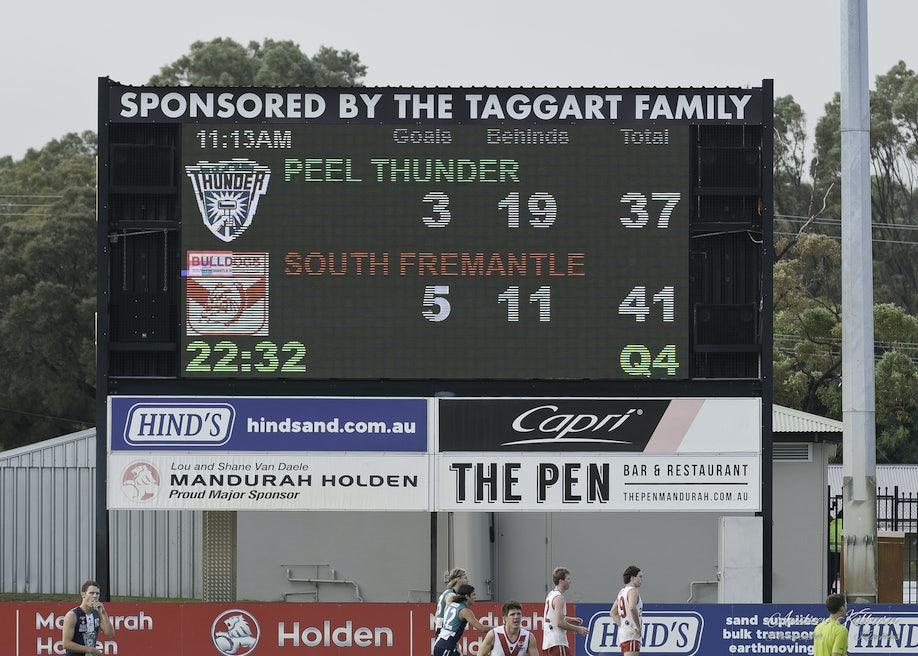 WAFL - Umpires:- Colts – Bendigo Bank Stadium July 21st 2019 9:00am