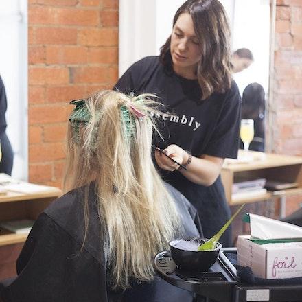 Louka Hair Design_May