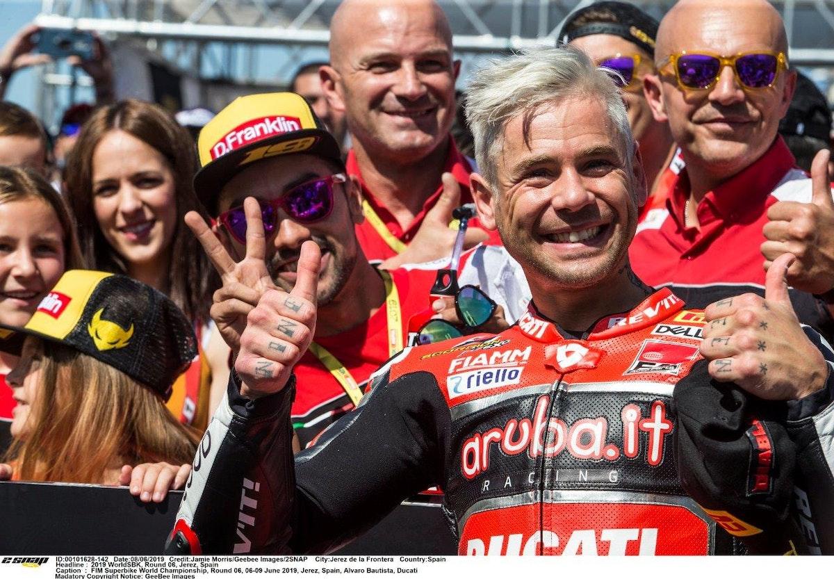 2019-06  Alvaro Bautista Ducati dominates Jerez (2)