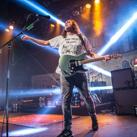 DZ Deathrays - Brisbane , 10th Anniversary Tour 2018 - One of Australia's best live bands, DZ Deathrays wrapped up their highly successful 10th Anniversary...