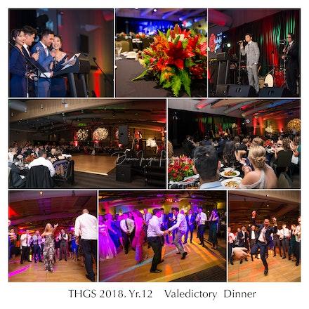 THGS 2018. Yr 12 Valedictory Dinner