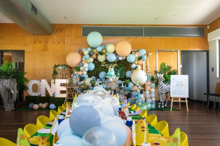 Zayne's 1st birthday party-219