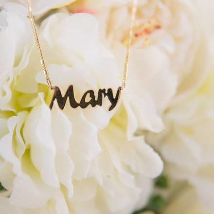 Mary Christening