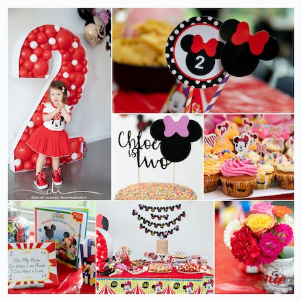 Chloe's 2nd Birthday party