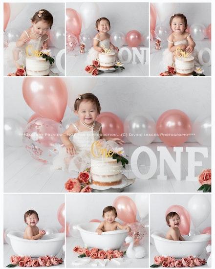Erika Cake Smash.Collage 8x10.wm