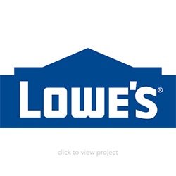 Lowes logo block