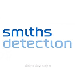 Smiths Detection logo block