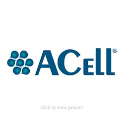 ACell logo block