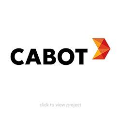 Cabot logo block