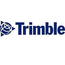 Trimble logo block