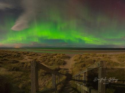 Aurora Borialis Scotland