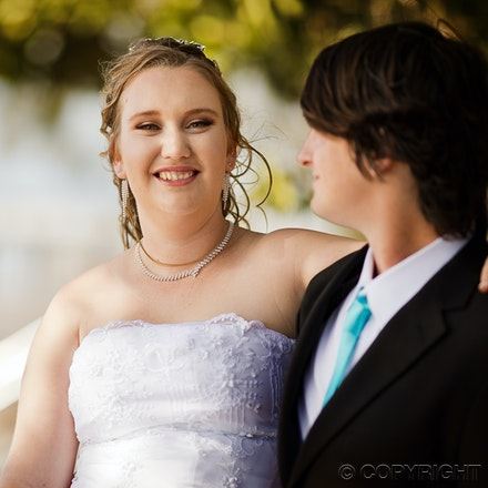Megan & Jamie ; Hervey Bay QLD - The beautiful wedding of Megan & Jamie