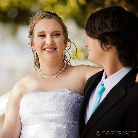 Megan & Jamie ; Hervey Bay QLD - The beautiful wedding of Megan & Jamie