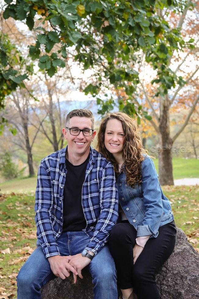 Hayden & Caitlin