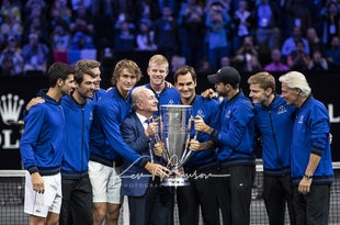 2018 Laver Cup - This is a private Gallery