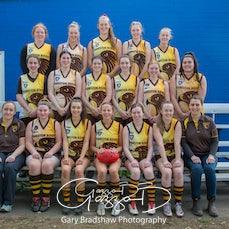U18 Girls - Seaford v Franjkston Rovers