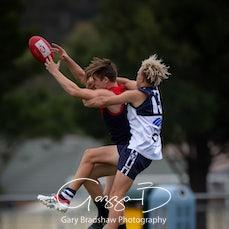 Boys v Tassie Game 1 MPJFL Boys - Tasmania Tour 2019