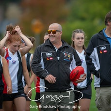 Girls v Tassie Game 1 MPJFL - Tasmania Tour 2019