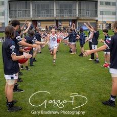 U15/18 Girls v NZ Game 1 2019