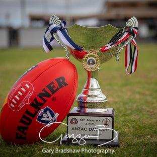 Mount Martha JFC ANZAC Round 2019