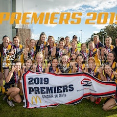 U16 GIRLS - SEJ Grand Final 2019