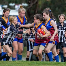 Tyabb v Crib Point - U11B Grils Grand Final