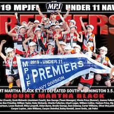 MPJFL Premiership Prints 2019