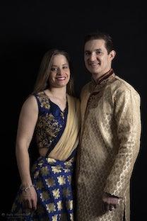Romy and Joel- Indian