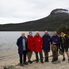 Cradle Mountain- people - People pics from the Overland Track at Cradle Mountain Tasmania.