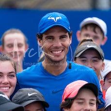 2019 Brisbane International Day 6 Semifinals - Featuring Nadal, Osaka, Tsurenko, H.C. & L. Chan, Chardy, Nishikori, Vekic, Pliskova, Tsonga, Medvedev