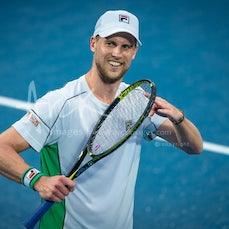 2019 Sydney International Day 6 Semifinals - Featuring Seppi, Schwartzman, Kvitova, Sasnovich, Simon, De Minaur