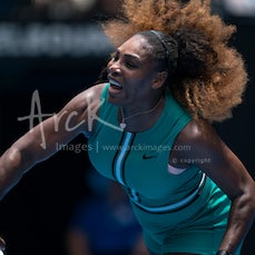 2019 Australian Open Day 2 - Featuring S. Williams, Konta, Chung, Djokovic, Bouchard,