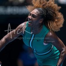 2019 Australian Open Day 2 - Featuring S. Williams, Konta, Chung, Djokovic, Bouchard,