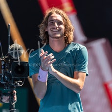 2019 Australian Open Day 9 - Featuring Nadal, Tiafoe, Tsitsipas, Bautista Agut, Collins, Pavlyuchenkova, Kvitova, Barty