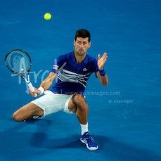 2019 Australian Open Day 12 Semifinals - Featuring Djokovic, Pouille, Stosur, S. Zhang