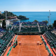 2019 Rolex Monte-Carlo Masters Day 3 - Featuring Daniil Medvedev