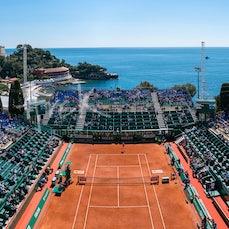 2019 Rolex Monte-Carlo Masters Day 3 - Featuring Daniil Medvedev