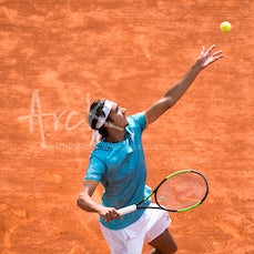 2019 Rolex Monte-Carlo Masters Day 7 - Featuring Lajovic, Sonego