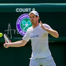 2019 Wimbledon Practice Day 1 - Featuring Nadal, Murray, Svitolina, Azarenka, Wozniacki