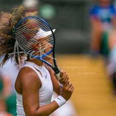 2019 Wimbledon Day 1 - Featuring Djokovic, Osaka, Putintseva, Tsitsipas, Fabbiano, Monfils, Humbert, Svitolina, Gavrilova, Yastremska, Giorgi