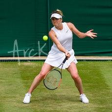 2019 Wimbledon Day 5 - Featuring Djokovic, Halrp, Azarenka, Hsieh, Ka. Pliskova, Wozniacki, S. Zhang, Svitolina, Sakkari, A. Murray, S. Williams, Gauff,...