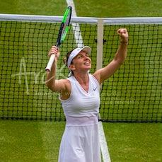 2019 Wimbledon Day 10 Ladies Semifinal - Featuring Halep, Svitolina